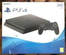 Sony PlayStation 4 Slim 500GB Consola Negro Mate 2 meses de edad