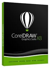 Corel DRAW Graphics Suite X8 Academic / Non-Profit