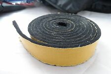 1 Felt Tape Furniture Floor Skid Protector 4mm x 50mm x 1.8M  2 INCHES WIDE 3/16