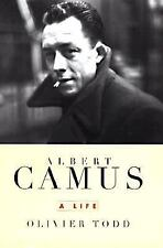 Albert Camus: A Life Olivier Todd Hardcover