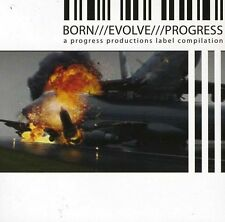 Born / Evolve / Progress 3 CD Kite CODE 64 Covenant
