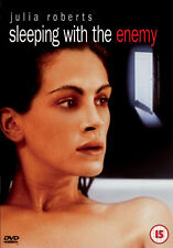 SLEEPING WITH THE ENEMY - DVD - REGION 2 UK