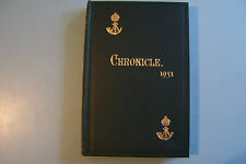 THE OXFORDSHIRE & BUCKINGHAMSHIRE LIGHT INFANTRY CHRONICLE 1951.