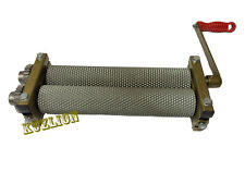 SALE! Beeswax foundation mill rollers, honeycombs production, bee wax equipment.