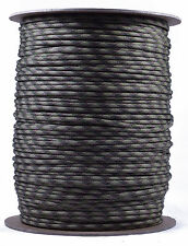 Multicam - 550 Paracord Rope 7 strand Parachute Cord - 1000 Foot Spool