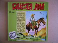 I Quaderni del Fumetto n°6 1973 DAKOTA JIM FRANCO CAPRIOLI - Ed. Spada  [G503]