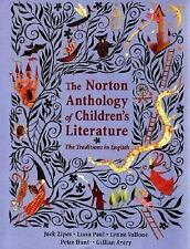 The Norton Anthology of Children's Literature: The Traditions in English (Colleg