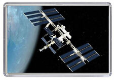 International Space Station ISS Fridge Magnet 02