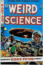 Weird science # 2 (story sampler, EC réimpressions, 68 pages) (états-unis, 1990)
