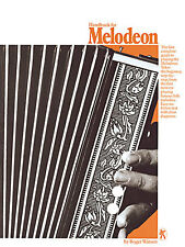 Handbook For Melodeon Learn to Play Beginner Easy Lesson Music Book