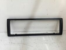 Jvc car radio stereo face facia surround trim Kd-x30 X40 X50 X70  Black