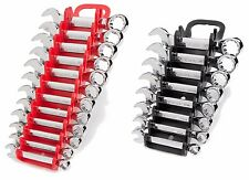 Tekton 20-Piece Stubby Combination Wrench Set Inch/Metric with Store /Go Keepers