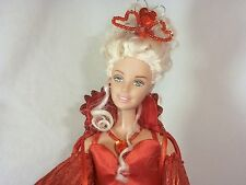 Queen of Hearts 2016 VALENTINA OOAK Custom Barbie Doll **Free Shipping**