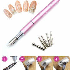 Hot Sale Gel Design Painting Pen Nail Art Brush Set for Salon Manicure Tool 13CM