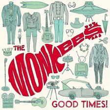 Good Times! The Monkees (Audio CD) (Number of Discs 1) (Rhino Records) BRAND NEW
