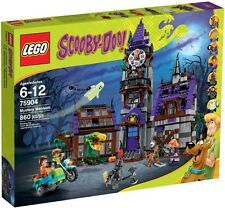LEGO Scooby-Doo - 75904 Haunted castle / Mystery Mansion - NIP
