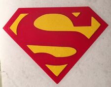 Super Man Logo Decal Sticker For Your Yeti Rambler Tumbler Colster Superman hero