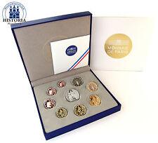 Francia 13,88 euro 2012 pp 1 Cent a 2 euros y 10 euros en el Hércules, estuche, protección
