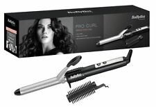BaByliss Pro Styler 195°C Hair Tongs Curling Iron 19mm Ceramic Curlers Tong