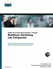 CCNP Cisco Networking Academy Program: Multilayer Switching Lab Compan-ExLibrary