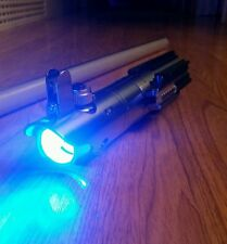 Luke removable blade graflex force FX lightsaber hasbro master replicas black