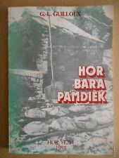 Mémoires du vannetais Gabriel Louis Guilloux . 1984 . Texte en breton .
