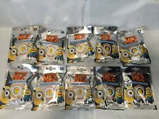 Despicable Me 2 Minion Surprise Blind Bag Lot of 10 NEW Sealed Free Shipping