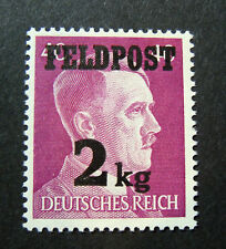 """GERMANIA ,GERMANY1944 REICH  FELDPOST """" Fr.di posta SVR."""" 1V. Cpl SET MH*"""
