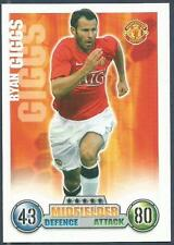 TOPPS MATCH ATTAX 2007-08-MANCHESTER UNITED-RYAN GIGGS