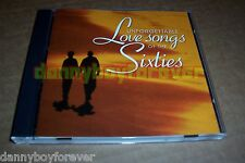 Unforgettable Love Songs of 60s Sixties Heartland Music CD