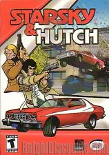 STARSKY AND HUTCH Gotham Racing PC Game NEW XP BOX