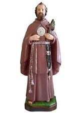 Statua San Ciro cm 35 - Per interni ed esterni
