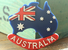 Australia's Flag Tourist Travel Souvenir Rubber Decorative Fridge Magnet GIFT