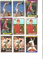 18 CARD NORM CHARLTON BASEBALL CARD LOT            42