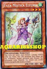 Yu-Gi-Oh! Fata Mistica Elfuria CBLZ-IT085 in ITA Mystical Fairy Elfuria    Zexal