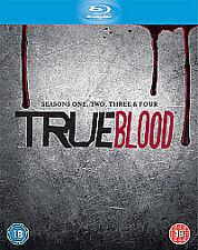 True Blood - Series 1-4 - Complete (Blu-ray, 2012, 20-Disc Set)