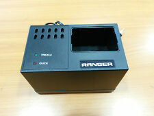 INTEK RANGER CARICA BATTERIE TAVOLO PER VHF INTEK M301 BATTERY CHARGER
