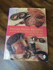 WW2 WWII VINTAGE FLYING HELMETS, Aviation headgear before Jet Age BY Prodger