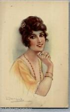 BOMPARD Donnina Glamour Girl PC Circa 1910