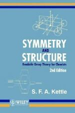 Symmetry and Structure : Readable Group Theory for Chemists (1995, Paperback,...