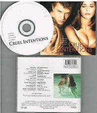 Cruel Intentions (Music From The Original Motion Picture Soundtrack) CD 1999