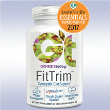 GENESIS TODAY FIT TRIM (60 CAPSULES) synergistic cardiovascular diet support