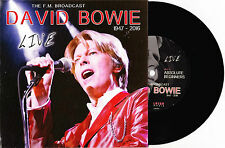 "David Bowie - Absolute Beginners / China Girl (Live 1987) - 7"" UK Vinyl 45 - New"
