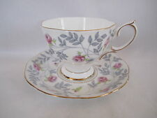"ROYAL ALBERT ENGLISH  CHINA TEA CUP&SAUCER ""CONWAY""  PRE OWN"