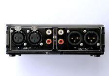 Little Bear MC2 Fully Balanced Passive Preamplifier Pre-Amp XLR/RCA Controller U