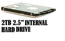 "Seagate 2TB 2.5"" Hard Drive HDD SATA III Laptops 7mm, PC/Mac/PS4/XBOX/MSI/DELL.."