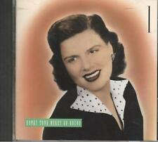 Music CD Patsy Cline Collection Honky Tonk Merry Go Round
