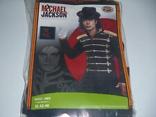 Michael Jackson Halloween Costume Michael Jackson Military Jacket Size XL 42-46