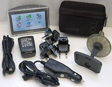 "TomTom ONE XL Portable Car 4.3"" LCD GPS System USA/Canada navigator receiver Set"
