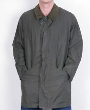 Wellington of Bilmore Mens 54 XL Vintage Jacket Coat Khaki Cotton Parka Autumn